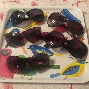 5 sunglasses Jessica Simpson Kim K Steve Madden